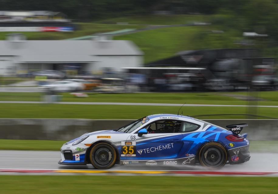 Porsche создаст собственный класс гонки «Пайкс Пик» 1