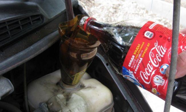 Как промыть систему охлаждения автомобиля 2