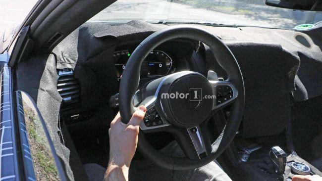 Роскошные BMW 8-й серии замечены на тестах 3
