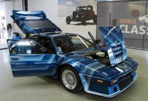 Редчайший BMW выставили на продажу 1