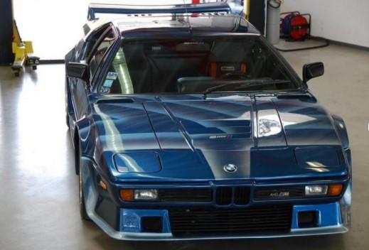 Редчайший BMW выставили на продажу 2