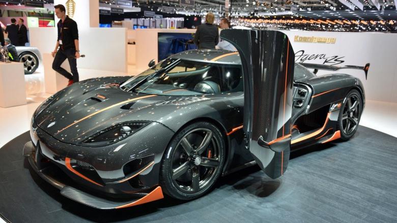 Koenigsegg отправил Agera «на пенсию» 2