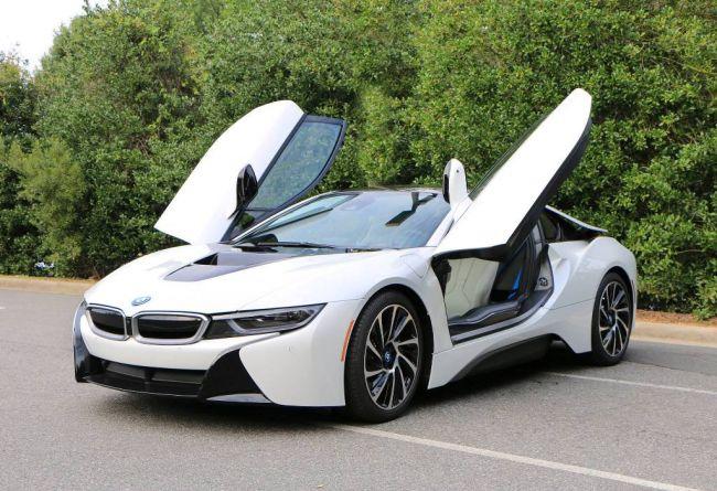 BMW остановит выпуск экологичных автомобилей 1
