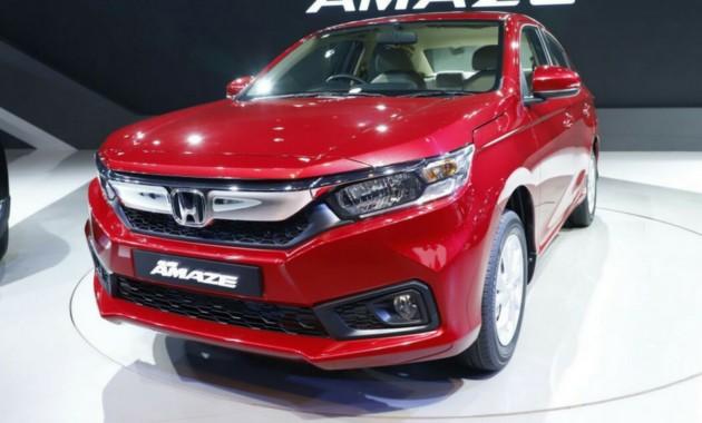 Новый «бюджетный» седан Honda выходит на рынок 1