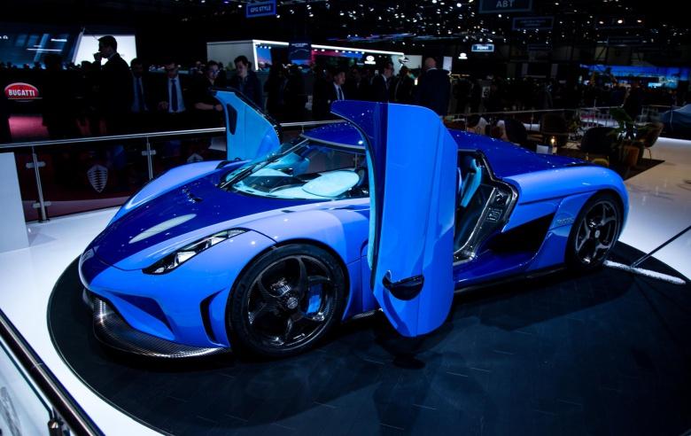 Koenigsegg отправил Agera «на пенсию» 1