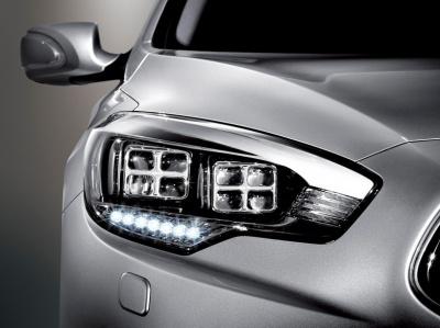Британцы обеспокоились светодиодами в фарах автомобилей 1