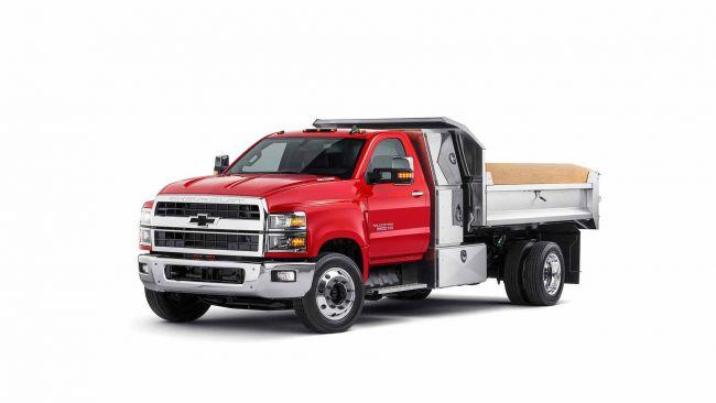 Chevrolet представил новую серию шикарных пикапов 2