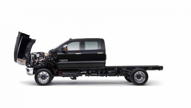 Chevrolet представил новую серию шикарных пикапов 3