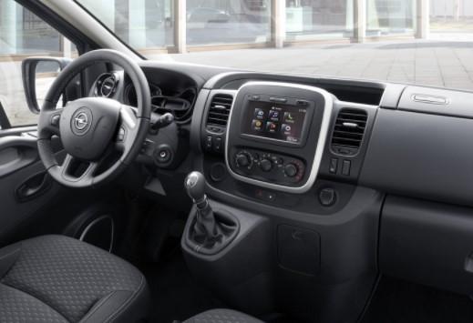 Opel представит новый фургон Vivaro 2