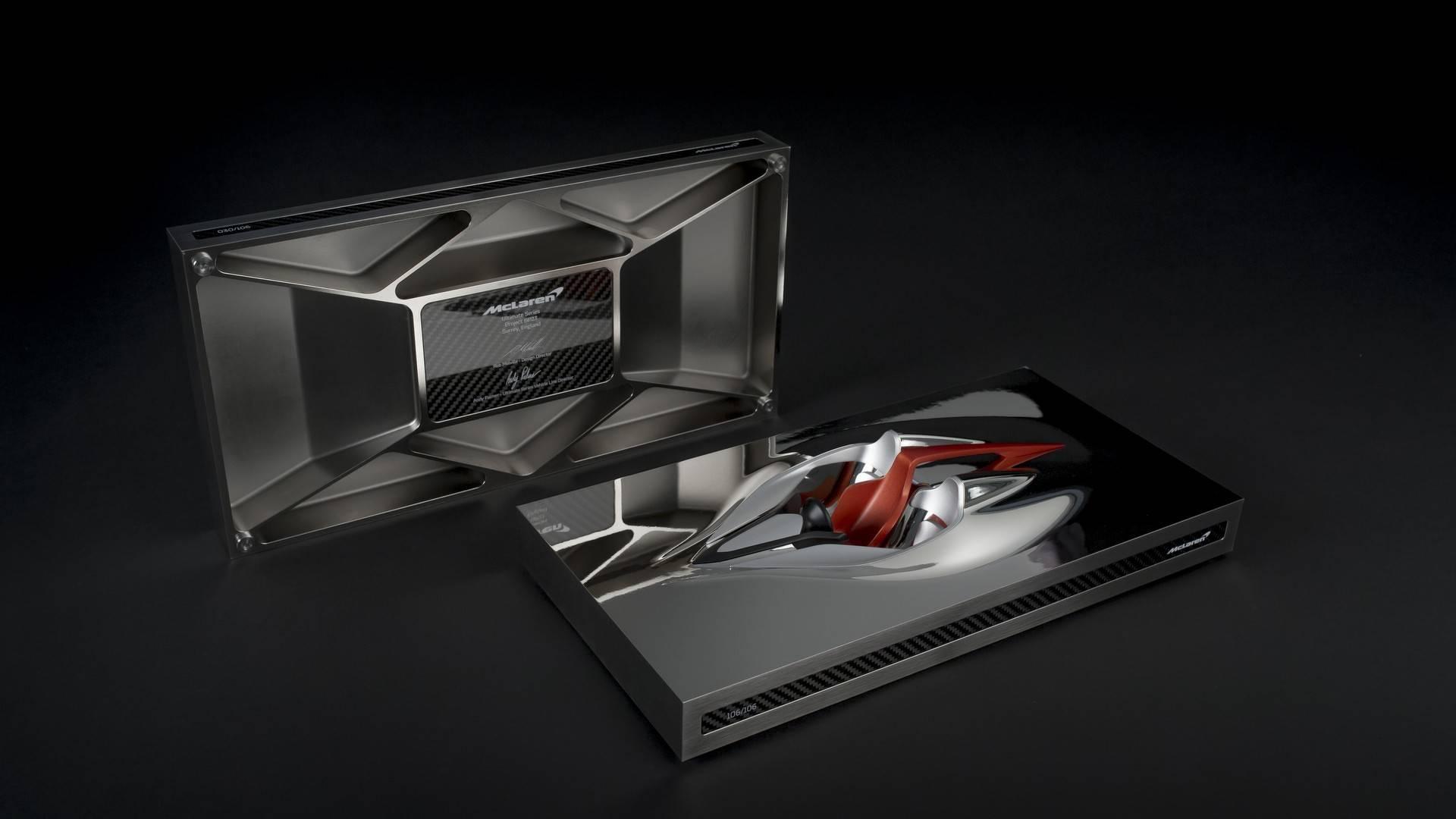 Обладатели быстрейшего гиперкара McLaren получат ценный подарок 2