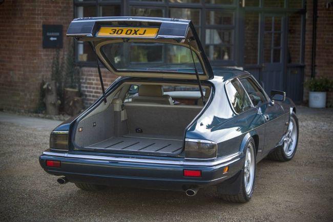 Хетчбэк Jaguar XJS ищет нового хозяина 2