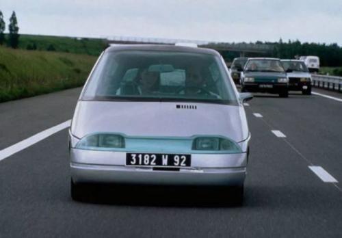 Эксперты рассказали о забытом концепте Renault Vesta II 1