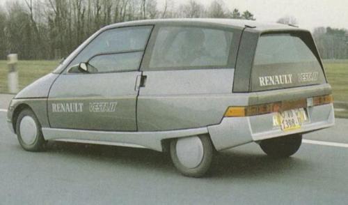 Эксперты рассказали о забытом концепте Renault Vesta II 2