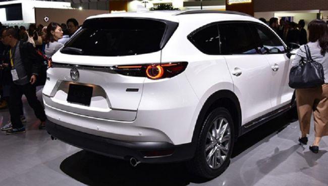 Mazda выведет кроссовер CX-8 за пределы японского рынка 2