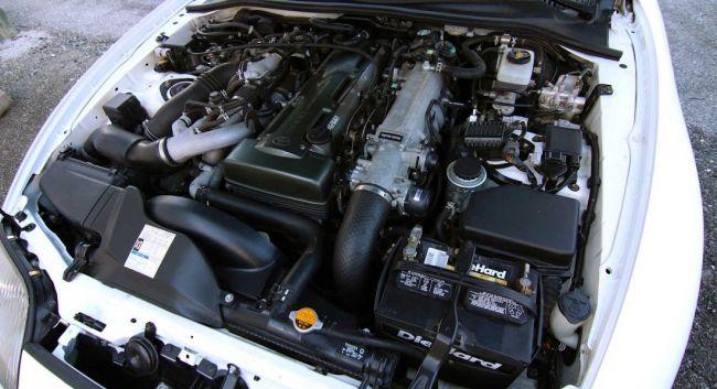 24-летнюю Toyota Supra продали за 24 000 долларов 2