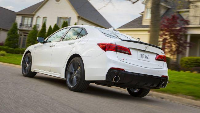 Большинство моделей Acura обзаведутся 4-цилиндровыми моторами 1