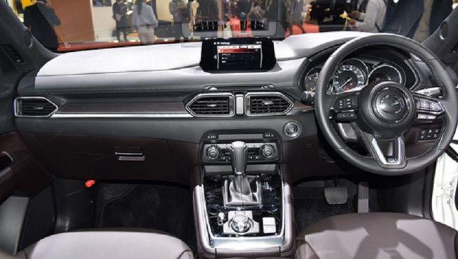 Mazda выведет кроссовер CX-8 за пределы японского рынка 1