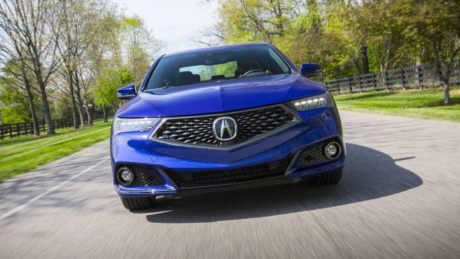 Большинство моделей Acura обзаведутся 4-цилиндровыми моторами 2