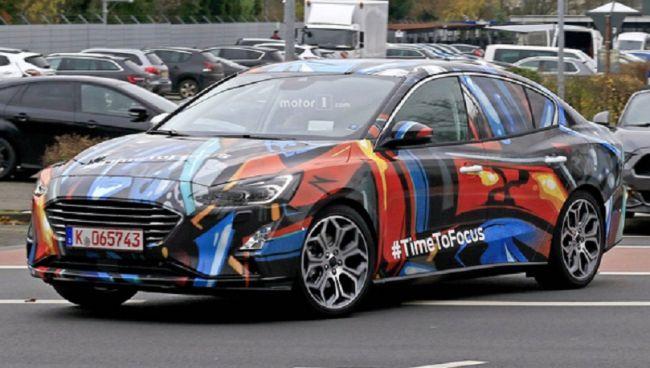 Новый Ford Focus готовится к премьере 1