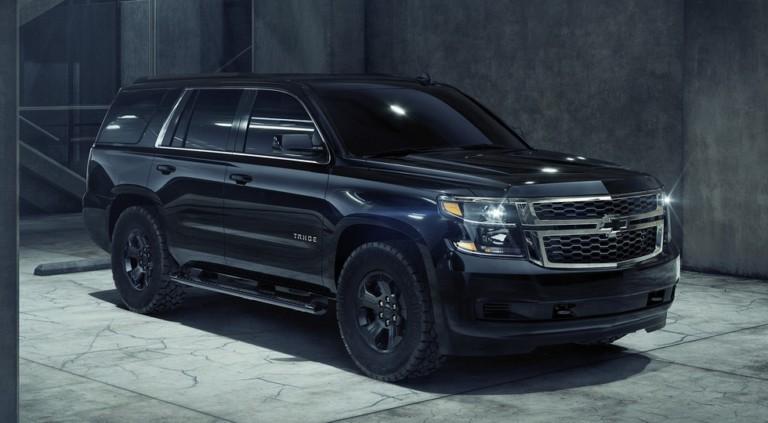 Внедорожник Chevrolet Tahoe получил особую версию 1