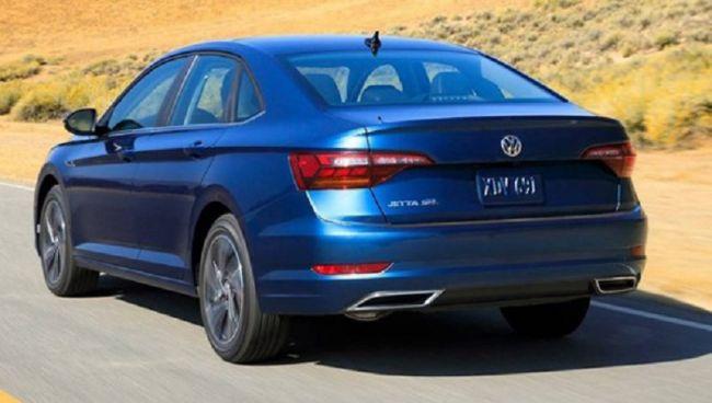 Новый Volkswagen Jetta поступил в продажу 2
