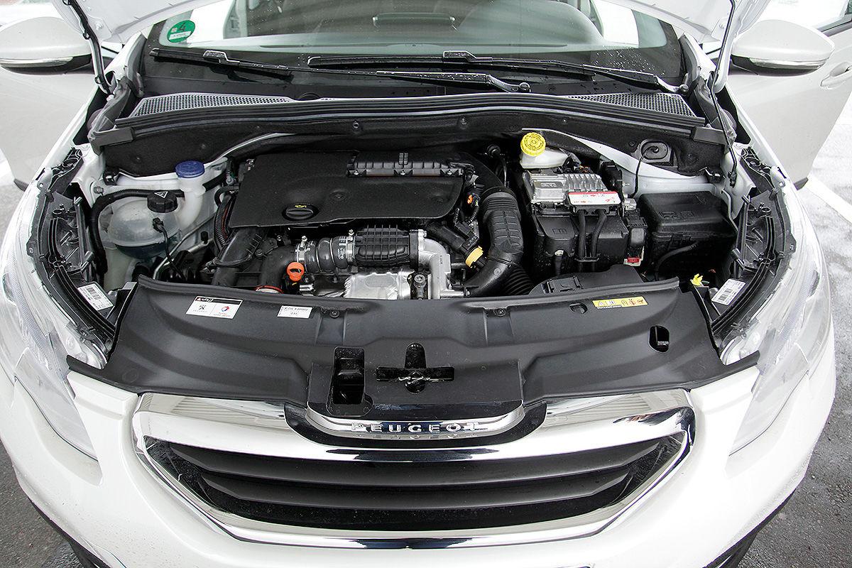 «Удивил так удивил»: тест-драйв подержанного Peugeot 2008 5