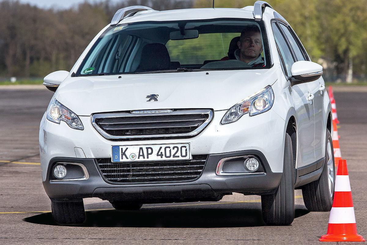 «Удивил так удивил»: тест-драйв подержанного Peugeot 2008 1
