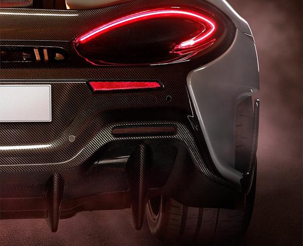 McLaren готовит нечто любопытное к Фестивалю скорости в Гудвуде 1