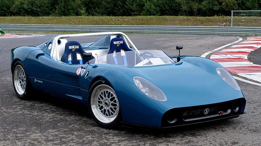 Голландцы построили автомобиль с редким кузовом 1