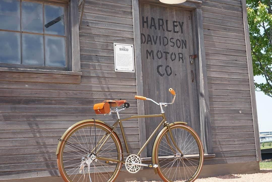 Harley-Davidson займется выпуском велосипедов 1