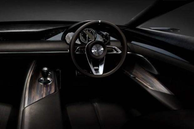 Опубликованы первые рендеры новой Mazda RX-9 3