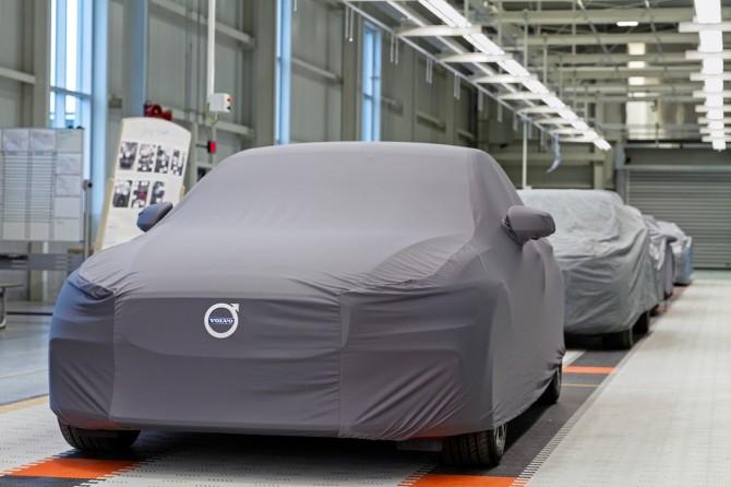 Volvo может закрыть завод, который открыли два дня назад 1
