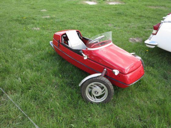 «Люльколет» - самый маленький автомобиль украинского производства 1