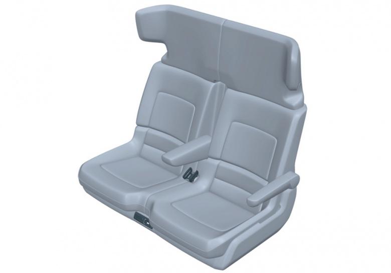 Volkswagen запатентовал автомобильные кресла с большими «ушами» 1