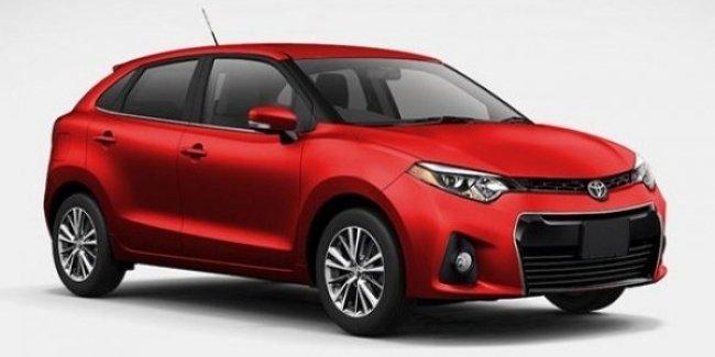 Появились изображения бюджетного хэтчбека Toyota на базе Suzuki Baleno 1
