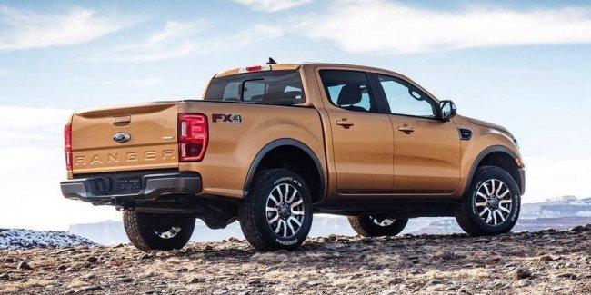 Ford отзывает внедорожники Ranger и Everest 1