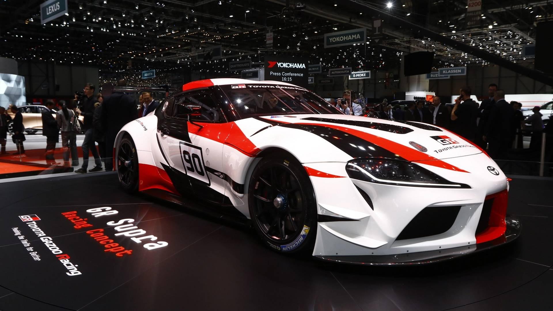 Возрожденная Toyota Supra получит «горячую» версию 1