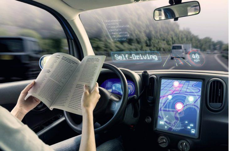 Китайцы успешно испытали беспилотные автомобили 1