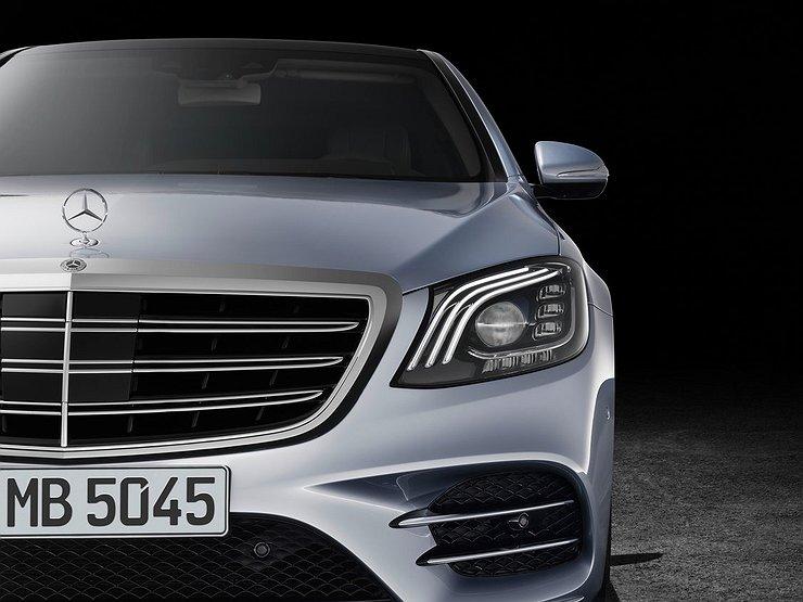Продажи Mercedes-Benz могут начать стремительно падать 1