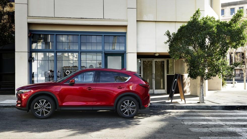 Mazda CX-5 получит турбодвигатель 1