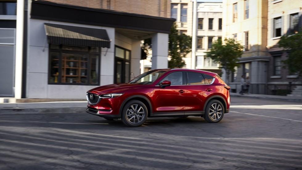 Mazda CX-5 получит турбодвигатель 2
