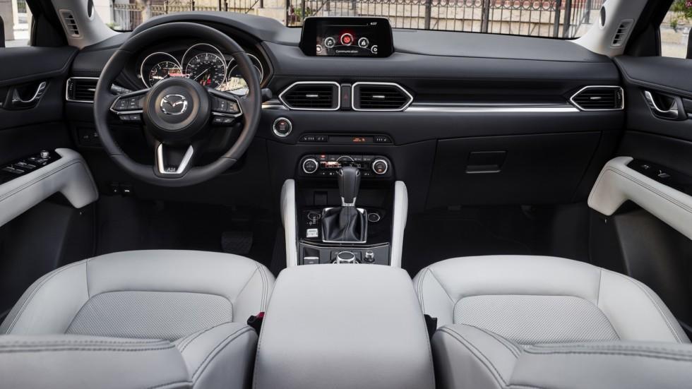 Mazda CX-5 получит турбодвигатель 3
