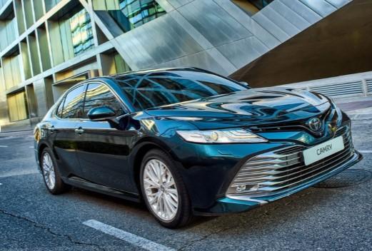 Toyota Camry возвращается в Европу 1