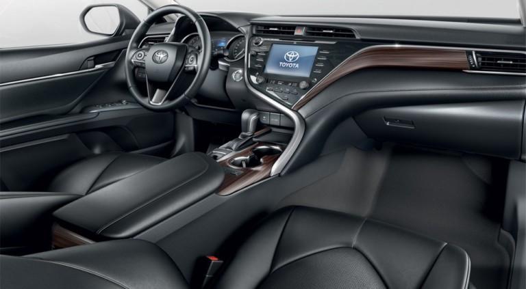 Toyota Camry возвращается в Европу 3