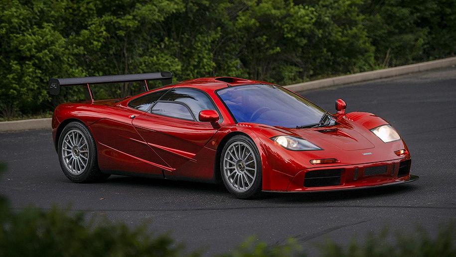 «Самый лучший» McLaren F1 пустят с молотка 1