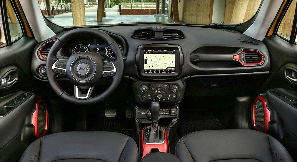 Jeep рассказал об обновленном кроссовере Renegade 2