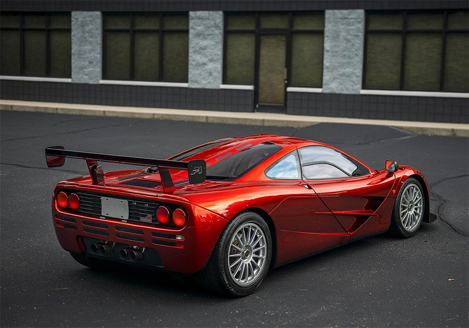 «Самый лучший» McLaren F1 пустят с молотка 2
