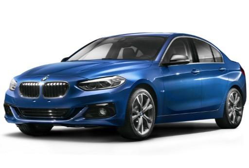 Седан BMW 1-Series выбрался за пределы Китая 1
