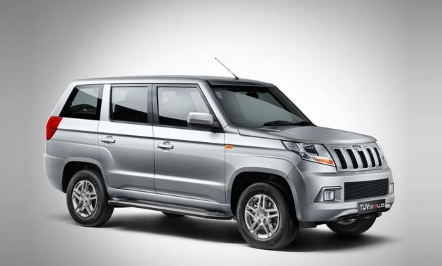 Mahindra выводит на рынок новый кроссовер 1