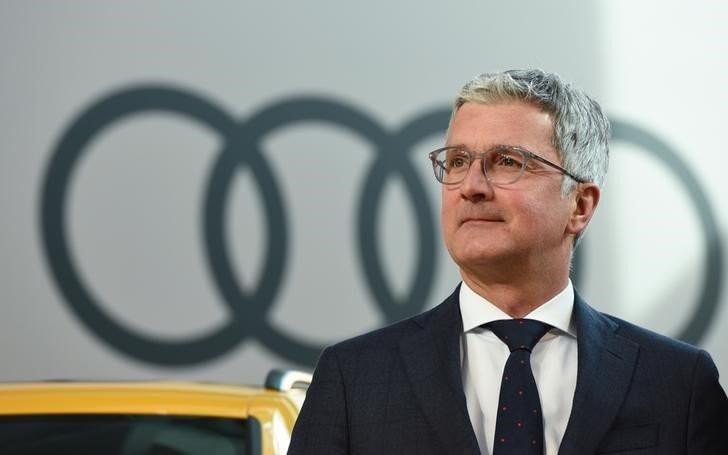 Арестованный глава Audi уволен со своей должности 1